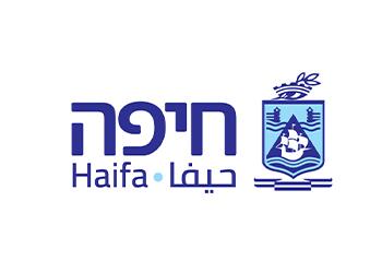 עיריית חיפה לוגו