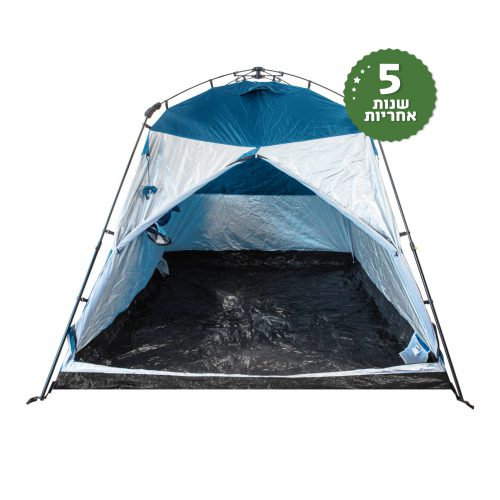 אוהל פתיחה מהירה. 6 אנשים